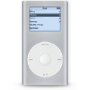 g, Grey, Ipod, Mini Icon