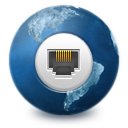 Connect, Internet Icon