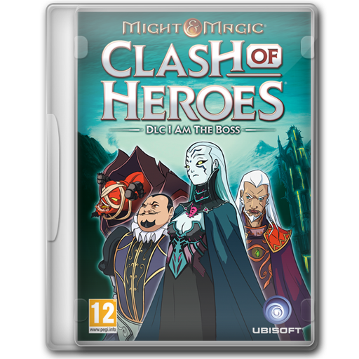 %, Am, Boss, Clash, Heroes, i, Magic, Might, Of, The Icon