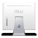 Back, g, Imac Icon