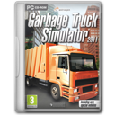Garbage, Simulator, Truck Icon