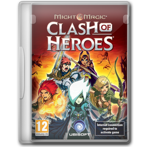 %, Clash, Heroes, Magic, Might, Of Icon