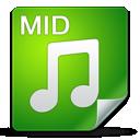 Filetype, Icon, Mid Icon
