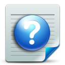 Document, Help, Icon Icon
