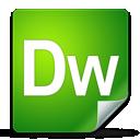 Adobe, Dreamweaver, Icon Icon