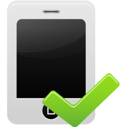 Iphone, Validated Icon
