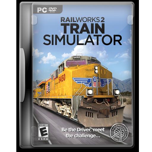 Railworks, Simulator, Train Icon