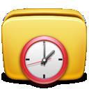Folder, Icon, Scheduled, Tasks Icon