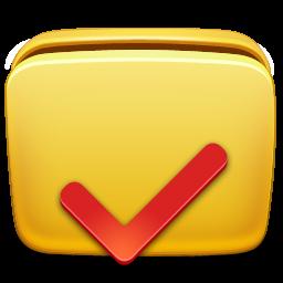 Folder, Icon, Options Icon