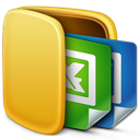 Folder, Icon, Office Icon