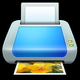 Device, Icon, Printer Icon