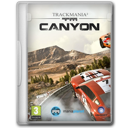 Canyon, Trackmania Icon