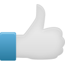 Thumb, Up Icon