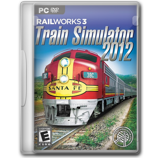 Railworks, Simulator, Train Icon