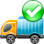 Order, Tracking Icon