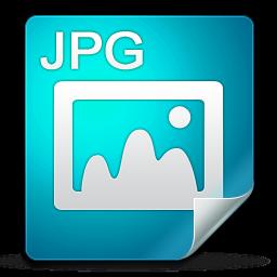 Filetype, Icon, Jpg Icon