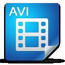 Avi, Filetype, Icon Icon