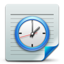 Document, Icon, Scheduled, Tasks Icon