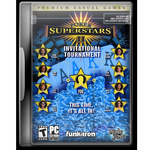Ii, Poker, Superstars Icon