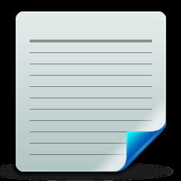 Document, Icon, Txt Icon