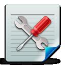 Config, Document, Icon Icon