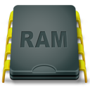 Device, Icon, Ram Icon