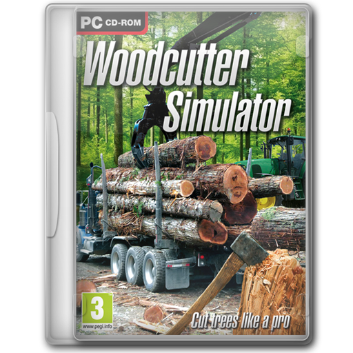 Simulator, Woodcutter Icon