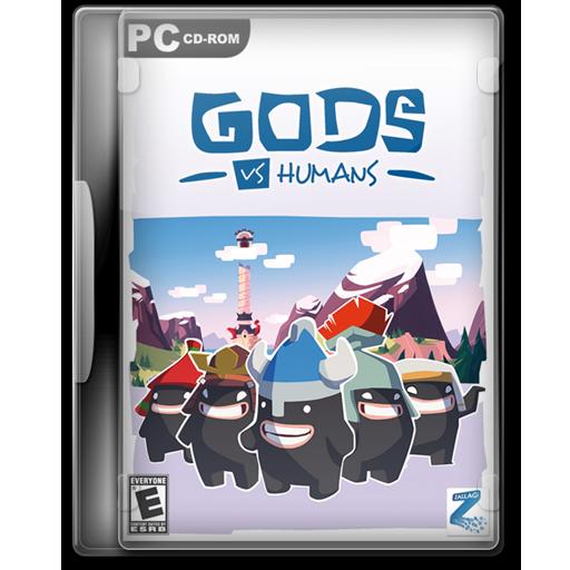 Gods, Humans, Vs Icon