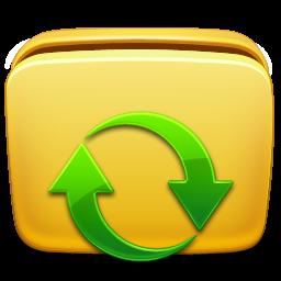 Folder, Icon, Subscription Icon