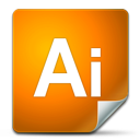 Adobe, Icon, Illustrator Icon