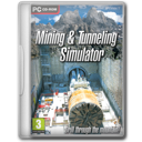%, Mining, Simulator, Tunneling Icon