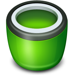 Bin, Empty, Icon, Recycle Icon