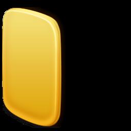 Empty, Folder, Front, Icon Icon
