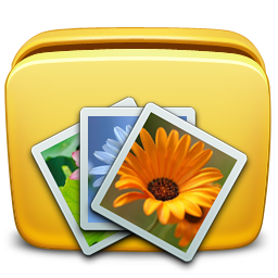 Folder, Icon, Pictures Icon