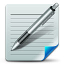 Document, Icon, Write Icon