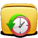 Folder, History, Icon, Url Icon
