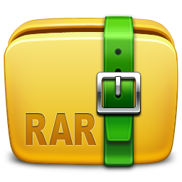Archive, Folder, Icon, Rar Icon