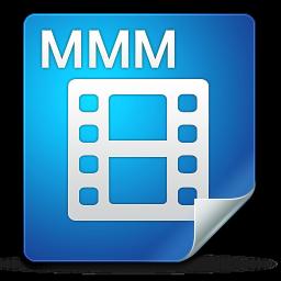 Filetype, Icon, Mmm Icon