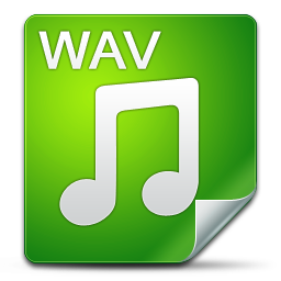 Filetype Icon Wav Icon Download Free Icons