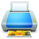 Device, Icon, Printer Icon