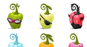 Peppers Icons