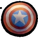 Cap, Shield Icon