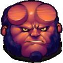 Hellboy Icon