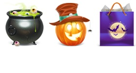 Free Halloween Icon Pack Icons