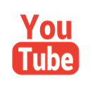 Red, Youtube Icon