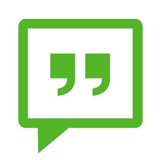 Green, Messenger Icon
