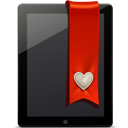 Bookmark, Ipad Icon