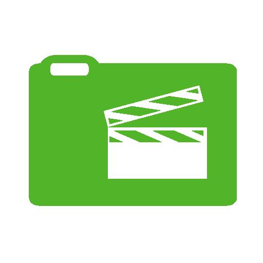 Green, Videos Icon
