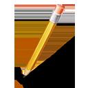 3d, Pencil Icon