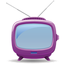 Purple, Tv Icon